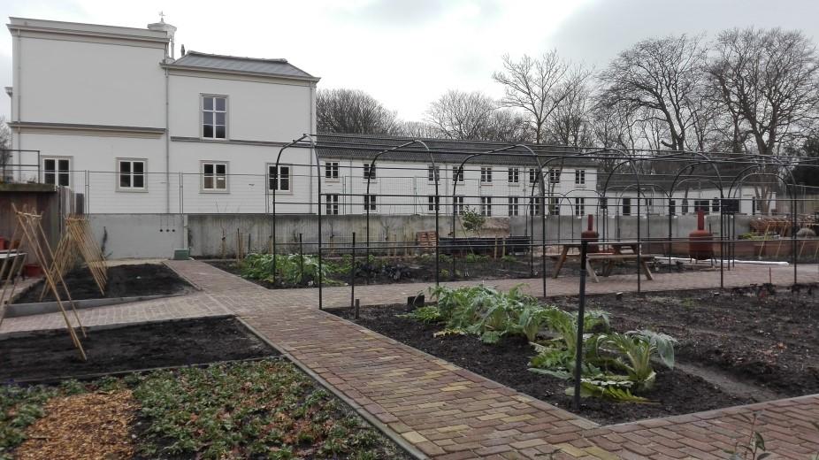 Vleugel Villa Ockenburgh
